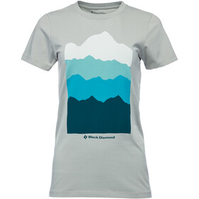 Black Diamond Vista T-Shirt Damen atmosphere